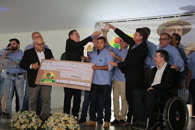 Melhor café de Rondônia é escolhido durante Seminário Estadual, promovido pelo Sebrae