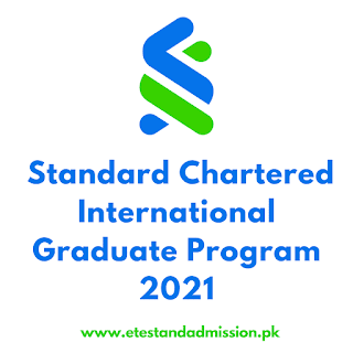 Standard Chartered International Graduate Program 2021