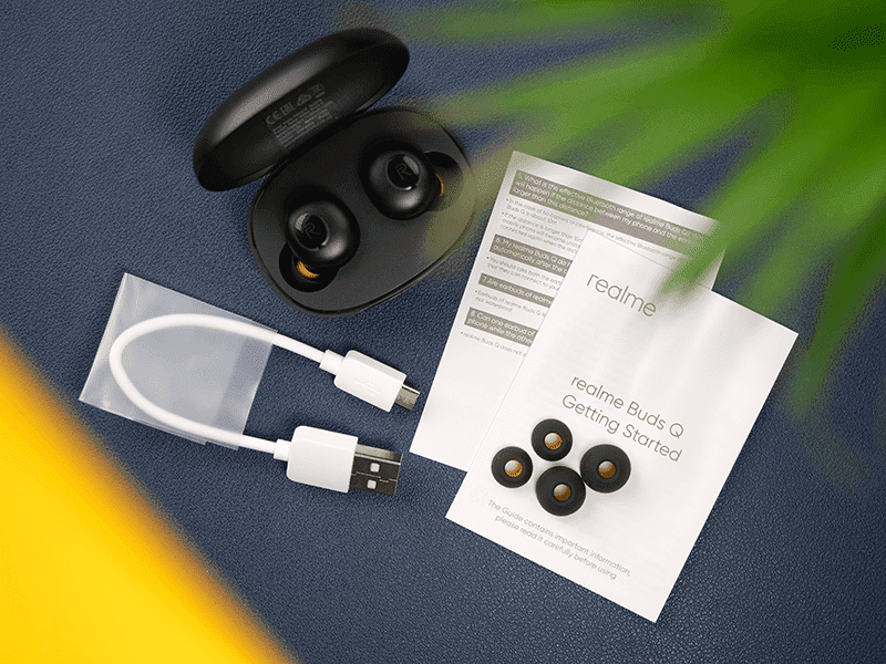realme Buds Q stylish TWS earphones launched in PH for just PHP 1,490