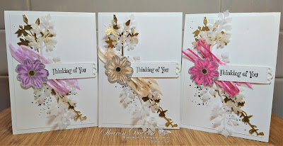 Rhapsody in craft, 2021-2023 In Colors, Polished Pink, Pale Papaya, Fresh Freesia, Evening Evergreen, A Quiet Meadow, Meadow Dies, A Quiet Meadow Bundle, Annual Catalogue 2021-22, Stampin' Up!, #colourcreationsbloghop2021,