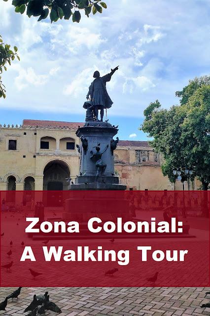 zona colonial walking tour santo domingo dominican republic