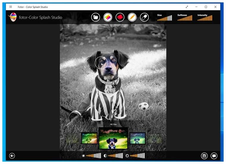 Color Splash Studio :  Προσθέστε ή αλλάξτε το χρώμα  στις φωτογραφίες σας