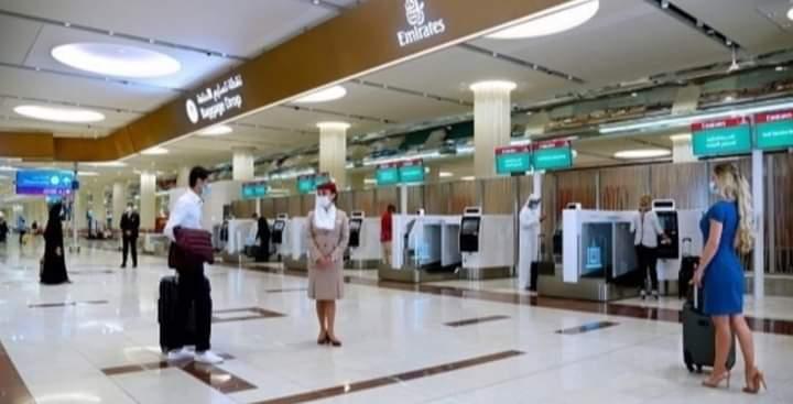 طيران الإمارات تطلق حزمه تعليمات للسفر خلال الأيام القادمة