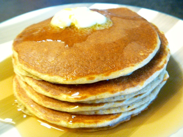 Treat yourself to some AMAZING Low Carb Pancakes!  Slice of Southern