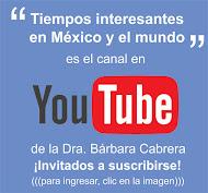 Aquí mi canal en YouTube