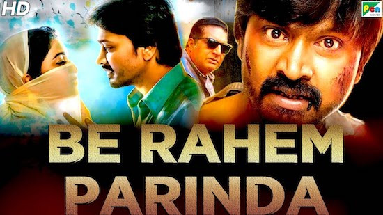 Be Rahem Parinda 2019 Hindi Dubbed HDRip 300MB 480p
