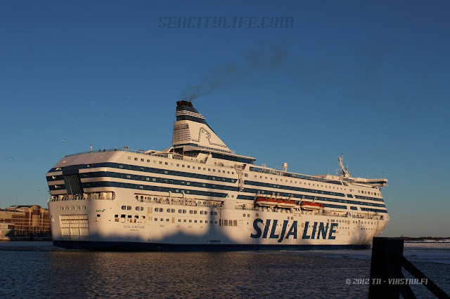 Silja Serenade, Cruiseferry
