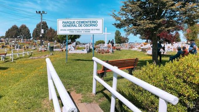 Cementerio de Rahue Alto
