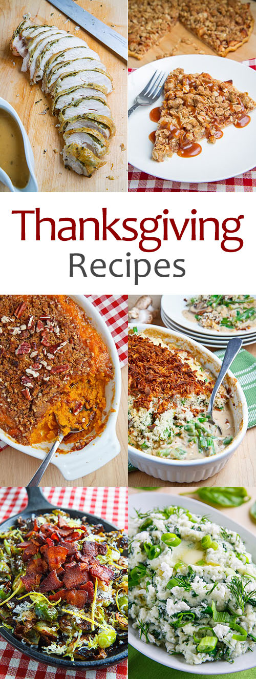 50 Thanksgiving Recipes