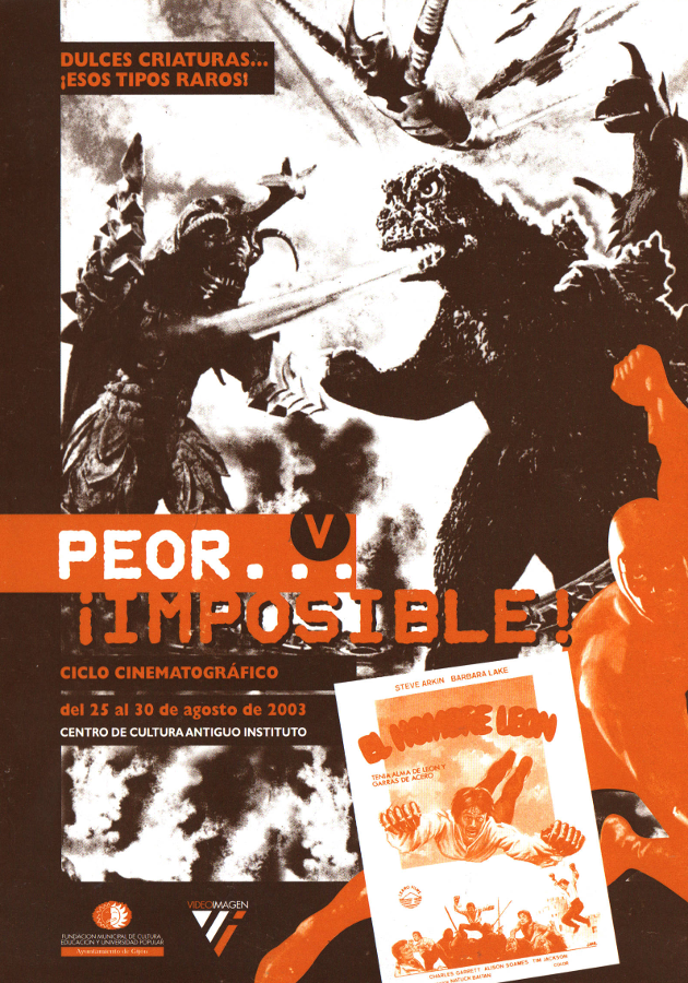 Peor Imposible 2003 V Edicion