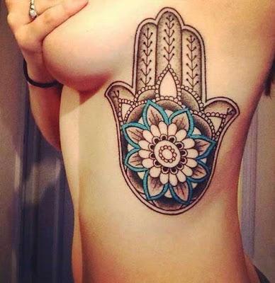 Sexy Rib Tattoo