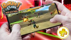 Ratchet & Clank: El Tamaño Importa Para Android (Configuraciones) [ROM PSP]