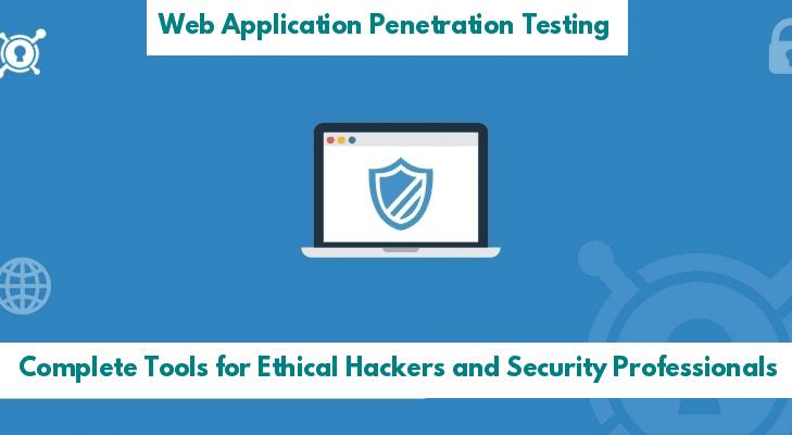 Web Application Pentesting Tools