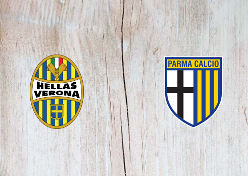 Hellas Verona vs Parma -Highlights 01 July 2020
