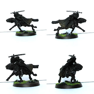 Lord of the Rings mounted Nazgul