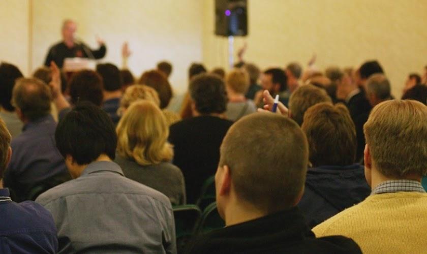 Igreja: Mistério, Propósito e Equipamento