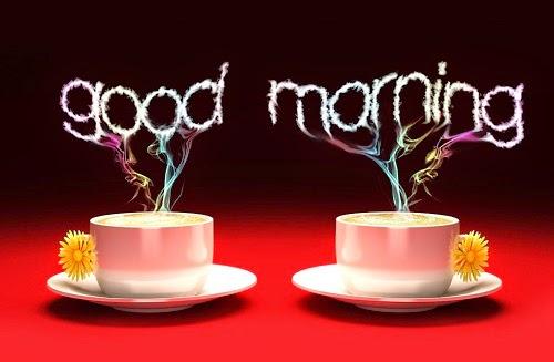 Gambar Lucu Ucapan Selamat Pagi Romantis