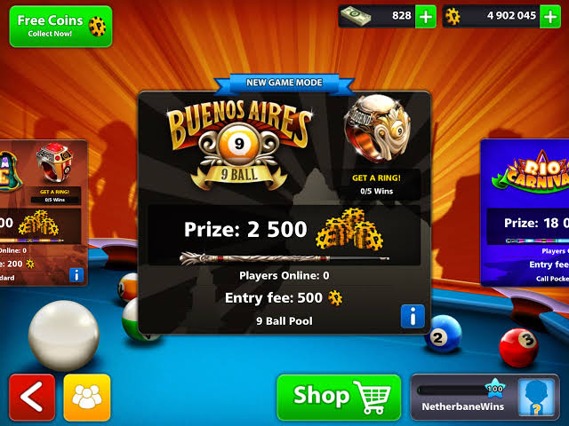 8 BALL POOL GAME; FULL DETAILS; NEW UPDATE 2020