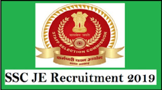 SSC JE Application Form apply Online