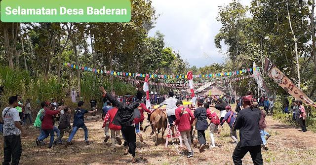 Prosesi Ritual & Adat Kadisah / Selamatan Desa Baderan, Lereng Utara Gunung Argopuro (Situbondo)