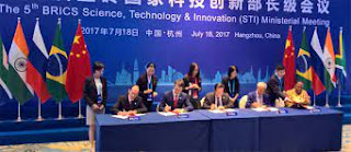 5th BRICS Working Group Meet on HPC and ICT
