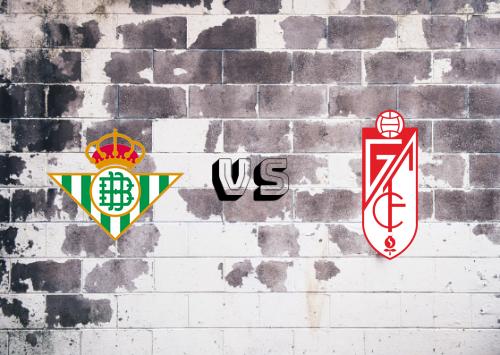 Real Betis vs Granada  Resumen