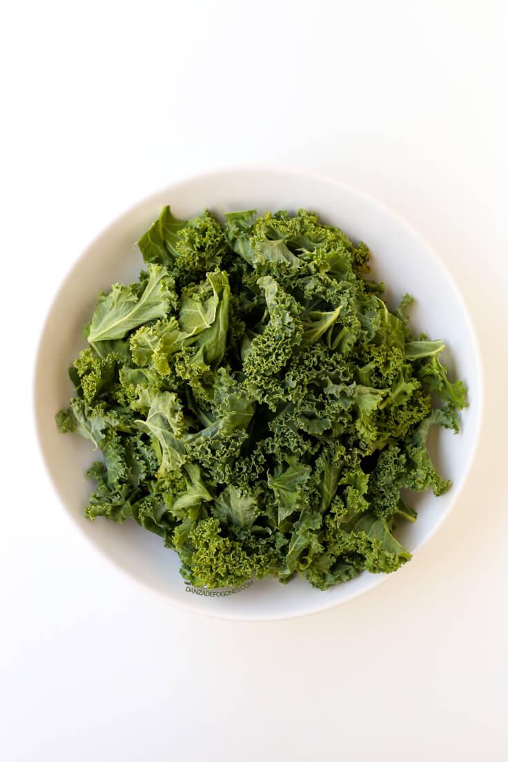 Kale | danceofstoves.com #vegan