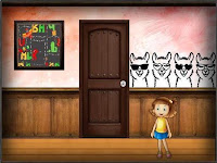 Amgel Kids Room Escape 38