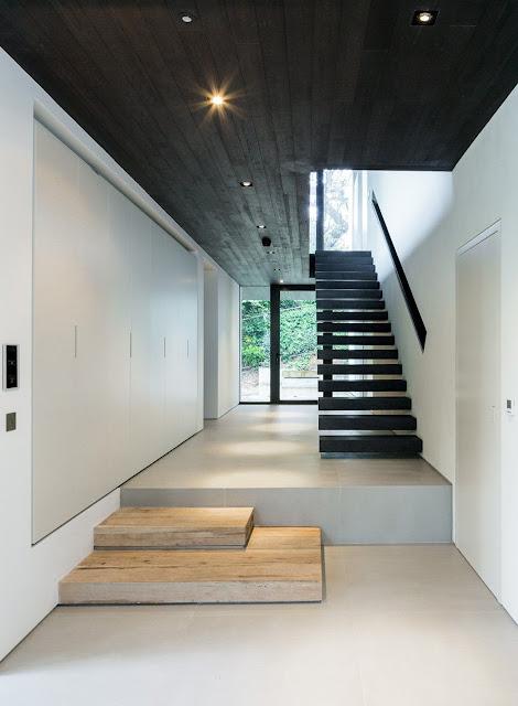 steel staircase design ideas