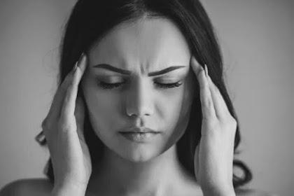 Hati-hati ! Cemas dan Stress Berlebih Bisa Memicu Radang Otak
