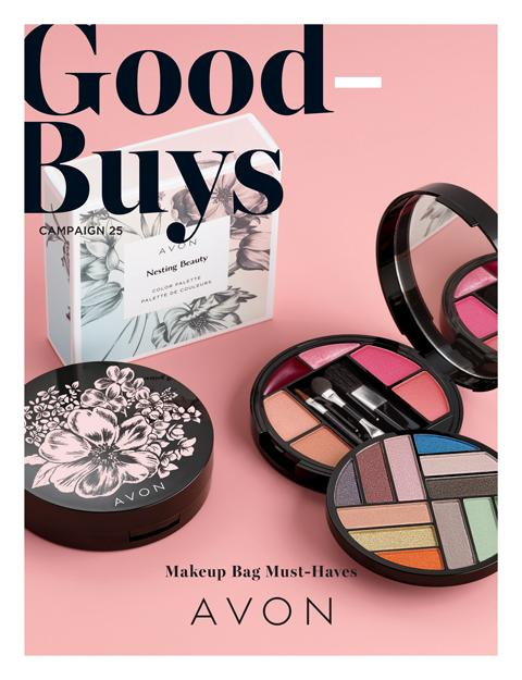 Avon brochure campaign 25 - Good-Buys