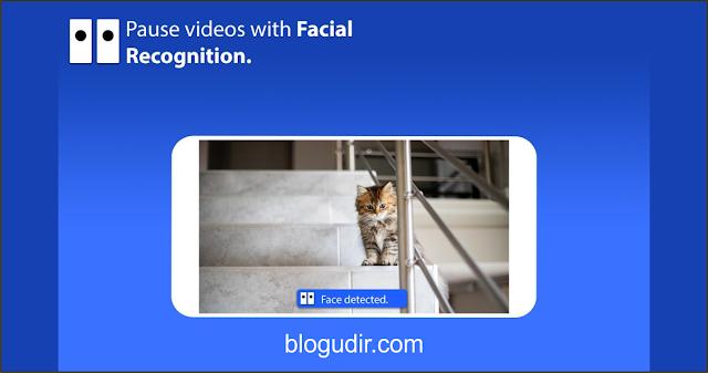 Jeda Video Dengan Fitur Deteksi Wajah, Unik Sekaligus Keren