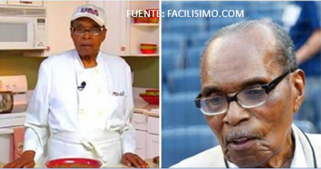 Anciano de 110 años recomienda 5 alimentos para la longevidad