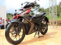 Harga dan Spesifikasi Motor Honda Supra GTR 150