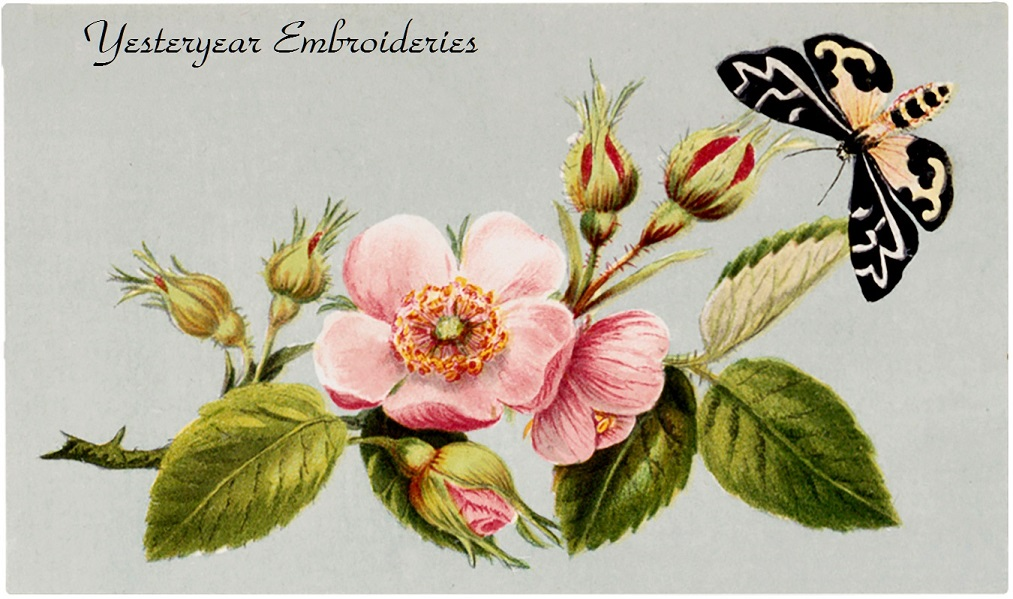 Yesteryear Embroideries