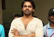 Sai Dharam Tej stylish at Oka Manasu Audio