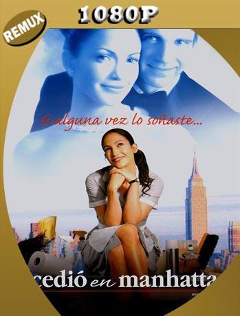 Maid in Manhattan (2002) REMUX [1080p] Latino [GoogleDrive] SilvestreHD