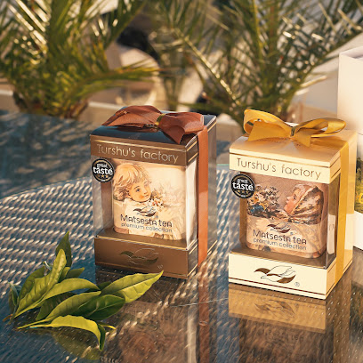 Открытие фирменного магазина чая Мацесты в Marins Park Hotel Sochi