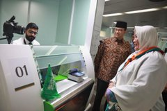 Imigrasi Saudi Arabia Buka Layanan Haji di Bandara Soekarno Hatta