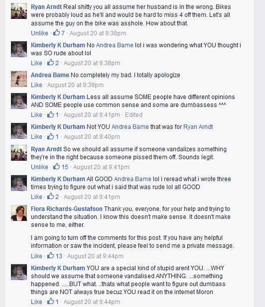 Response to Bullies