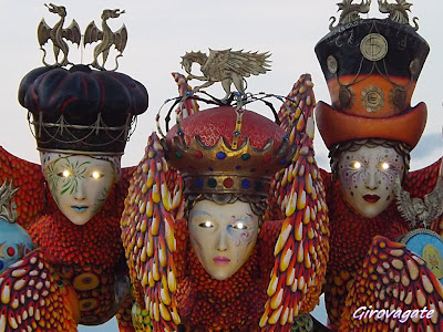 potere maschera bonetti carnevale viareggio