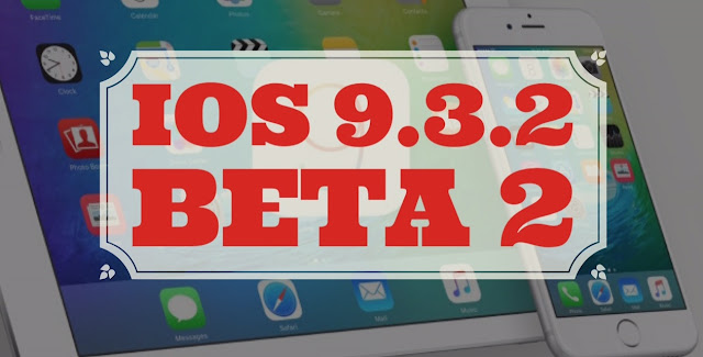 Apple has just released iOS 9.3.2 beta 2 for developers for testing purpose just after week ago. This is a pre-release version of iOS 9.3.2 for iPhone