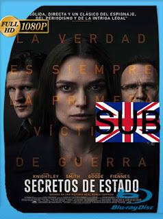 Secretos de Estado (2019) HD [1080p] Subtitulado [Google Drive] Panchirulo