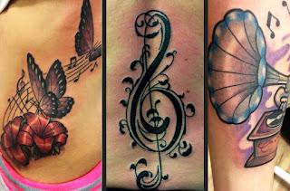 tattoo nota logia