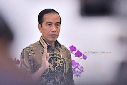 Jokowi Ancam akan Gigit Para Penggigit Program Pemerintah