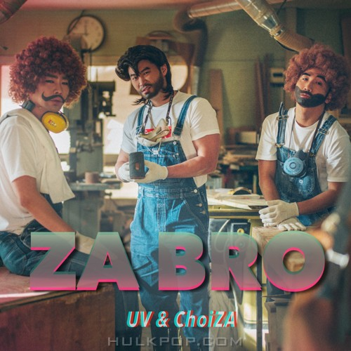 UV – Za bro – Single