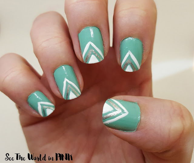 "NCLA polish in ""Santa Monica Shore Thing"""