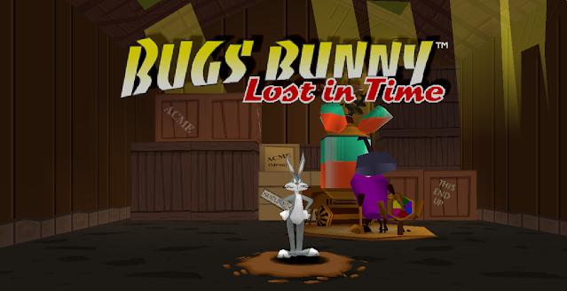Descargar bugs bunny lost in time