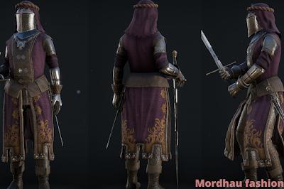 mordhau fashion