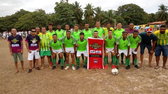 Esporte de Iguaíba e Vila Itamar garantidos na semifinal da Copa Interbairros de Futebol